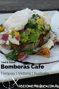 Bomboras Kiosk is a waterfront Restaurant with beach views in Torquay Victoria.