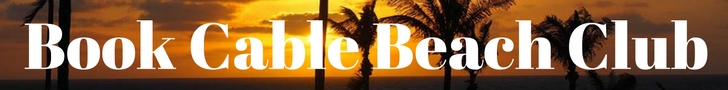 Book Cable Beach Club Resort & Spa with See Something New and Booking Sunset