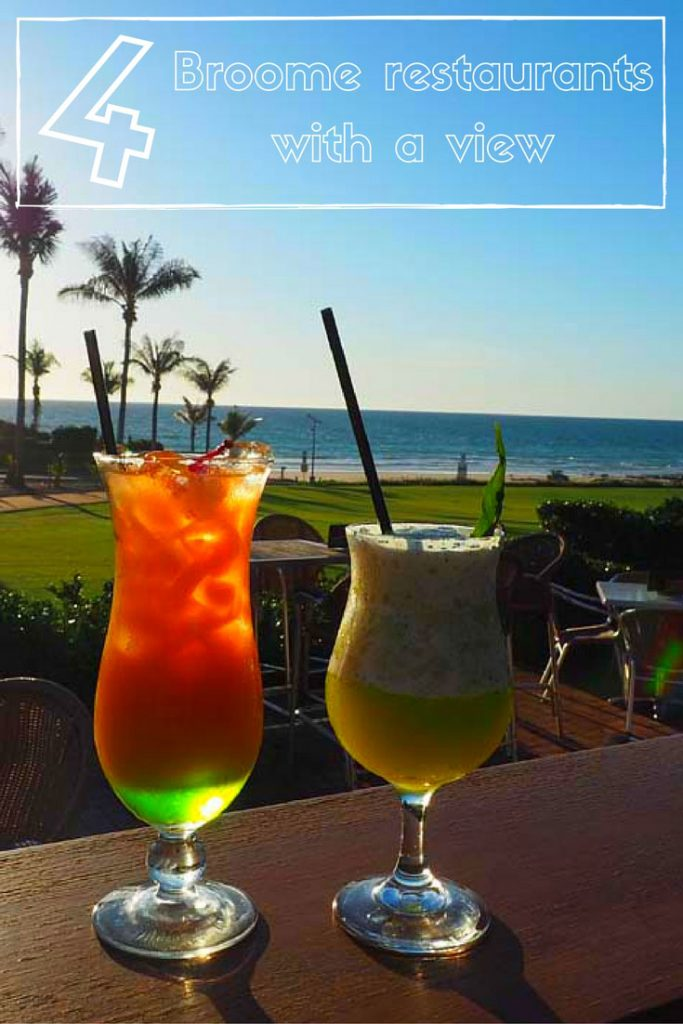 Planning a visit to Broome one day? Pin this list of 4 Broome Restaurants with a view for when you visit! | Follow @seesomethingnew for more Australian travel ideas