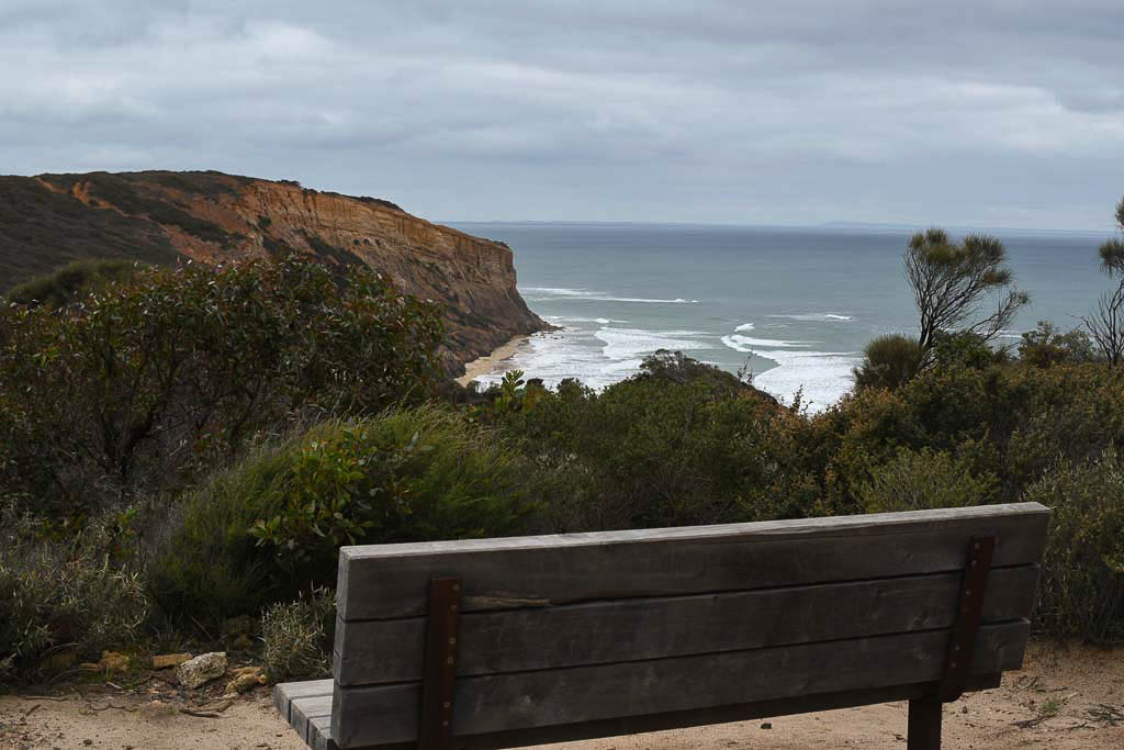 The 44km Surf Coast walk is a bushwalk along pristine coast, popular beaches and iconic towns of the Great Ocean Road. With 12 different sections you can choose the length and section of coast that suits you best! | By See Something New