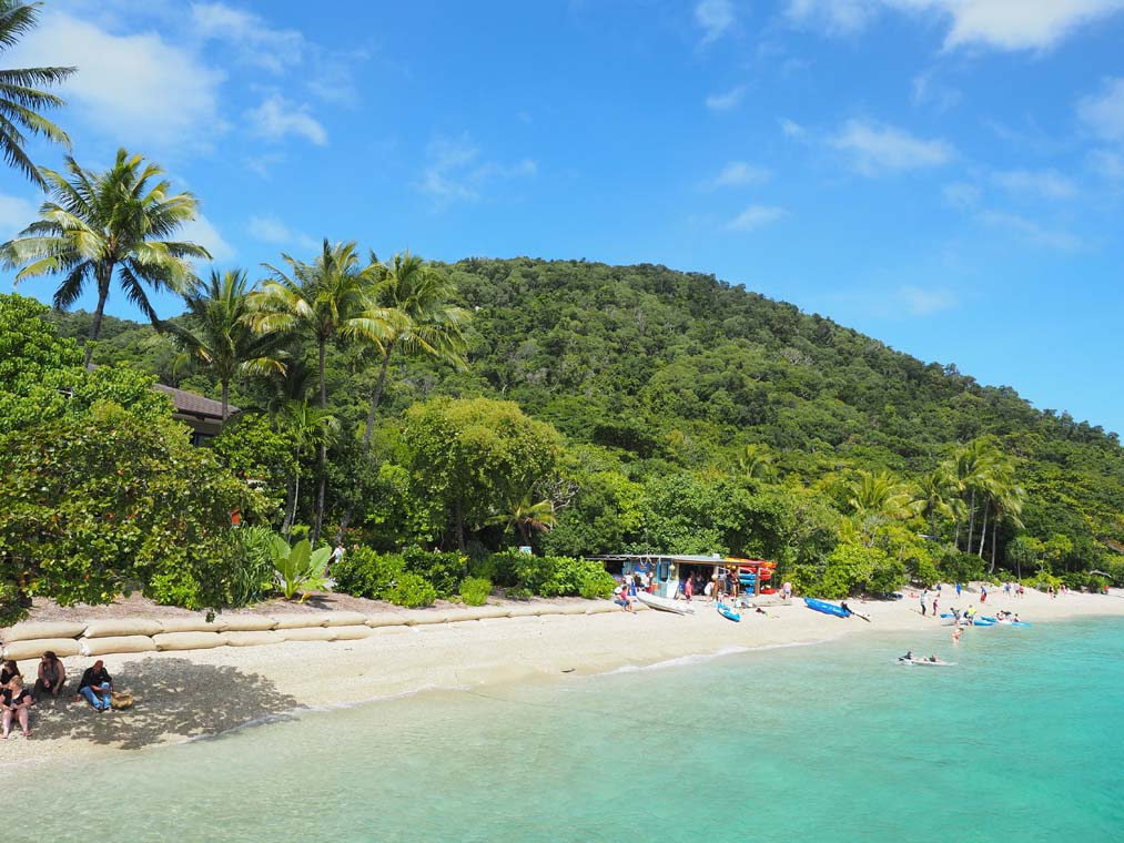 8 Hours on Fitzroy Island   Cairns