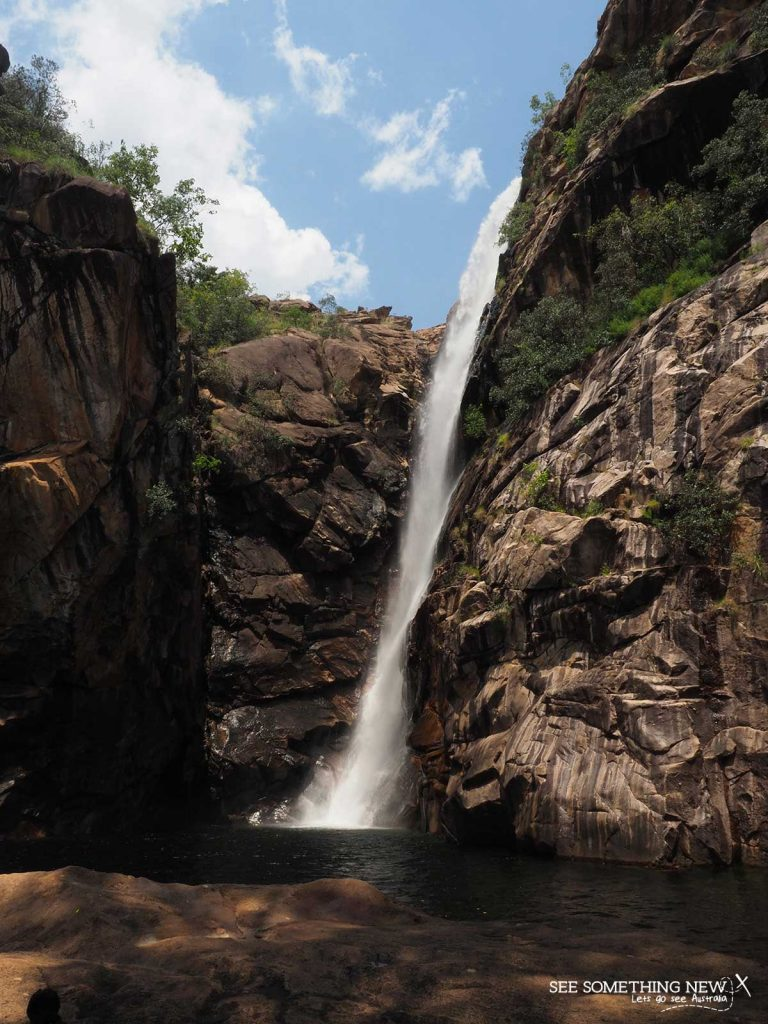 Motor car falls in the Yurmikmik Region of Kakadu by See Something New Australian travel blog