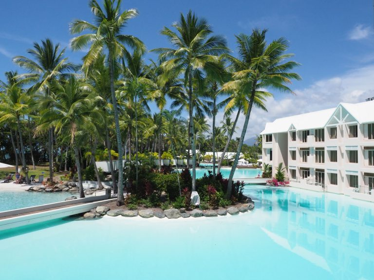 The best hotel pools in Cairns & Far North Queensland